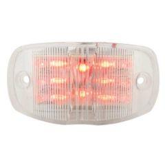 RD/CLR Rectangular Dual Function LED Light