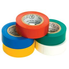 30' Colored Electrical Tape 5PK