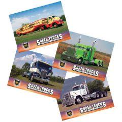 Series 13 CAT Scale Super Trucks Card Set
