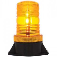 LED Micro Beacon Light Permanent Mount