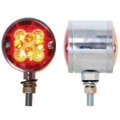 """3.5"""" Double Face Spyder LED Light"""