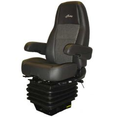 Atlas II Thermassage Black UltraLeather Seat