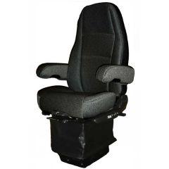 Atlas II Thermassage Black Cloth Seat