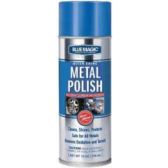 Blue Magic Quick Shine Metal Polish 10 oz.