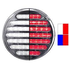 "4"" Flatline Dual Color LED Light"