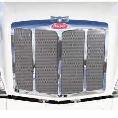 Peterbilt 579 Punched Grill