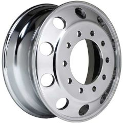 "22.5"" Accuride Accu-Lite Aluminum Unimount Wheel"