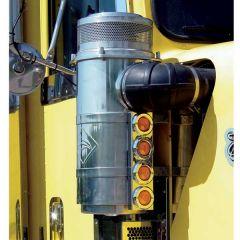 INTL 9370 Front Air Cleaner LED Light Bars
