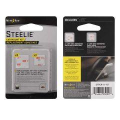Steelie Car Mount Replacement Adhesives Kit