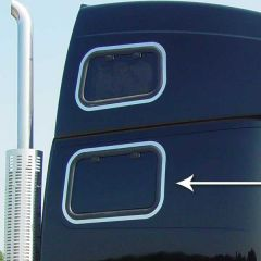 Volvo Lower Sleeper Window Trim