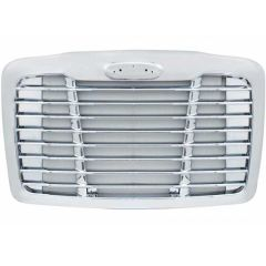 Freightliner Cascadia Chrome Grill with Bugscreen