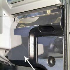 Peterbilt Lower Heater Panel 2001-2005
