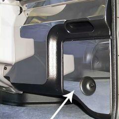 Peterbilt Lower Heater Door Trim 1995-2005