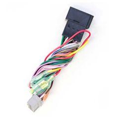 Jam Connector to ISO Radio Adapter Plug