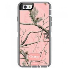 Pink Real Tree AP Apple iPhone 6 Otterbox Case
