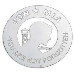 POW MIA Mud Flap Accent (EA)