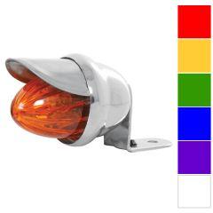 Mini Marker Light with Visor