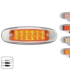 Ultra Thin Spyder Dual Function LED Light