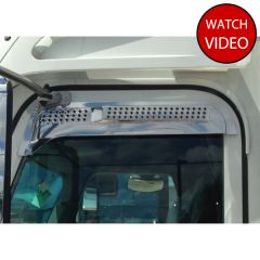 Freightliner VentAIRator Cabin Exhaust System