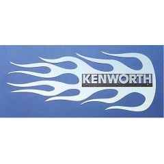 Kenworth Blaze Logo Trim