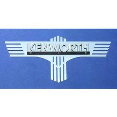 Kenworth Indian Feathers Logo Trim