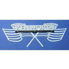 Kenworth Old Glory Flag Logo Trim