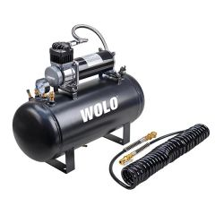 Air Rage Heavy-Duty Compressor & 5-Gallon Tank