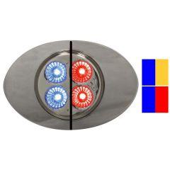 Dual Revolution Small Marker LED Light