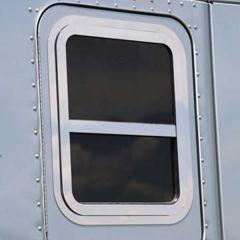 KW T680, T880 Sleeper Window Inner Frame Trim