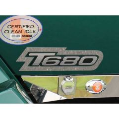 Kenworth T680, T880  Logo Trim
