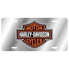 Harley-Davidson Acrylic Mirror Tag