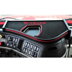 Volvo Short Dash Shelf with Small Opening