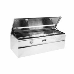 """60""""L x 19.5""""H x 24""""D In-Bed Tool Box for Pickup"""