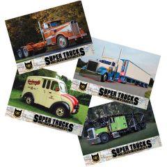 Series 15 CAT Scale Super Trucks Card Set