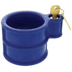 Blue King Pin Lock