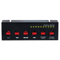 Traffic Arrow Switch with LED Indicators