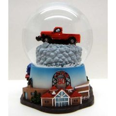 Iowa 80 The World's Largest Truckstop Snow Globe