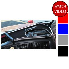 Volvo Short Dash Shelf with Large Opening