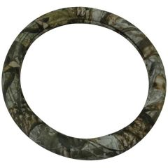 """Camouflage Steering Wheel Cover 18"""""""