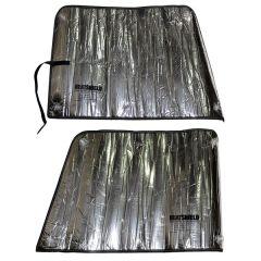 Kenworth W900, T800 HeatShield Side Window Shade