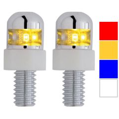 LED License Fastener PR
