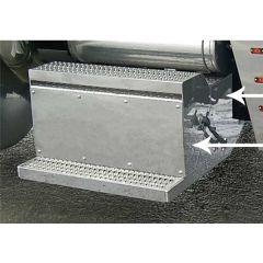 Peterbilt 379 Battery Box Side Trim Kit