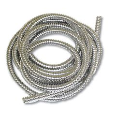 """3/4"""" Dia. x 10' Stainless Steel Flexible Wire Loom"""