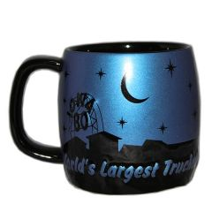 Iowa 80 Truckstop Night-Time Mug 23 oz.