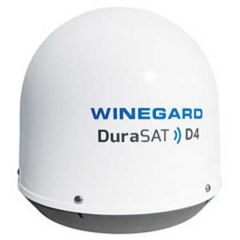 Winegard DuraSAT D4 In-Motion Satellite TV Antenna