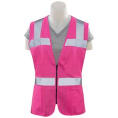 Pink High-Visibility Vest