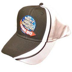 Iowa 80 World's Largest Truckstop Black & Gray Hat