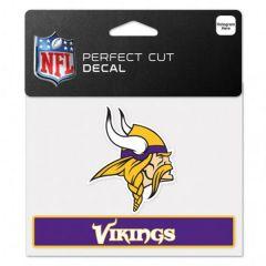 Minnesota Vikings Perfect Cut Color Decal