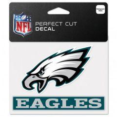 Philadelphia Eagles Perfect Cut Color Decal