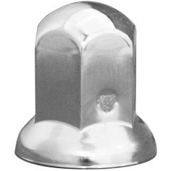 """1 1/4"""" Steel Nut Cover - Push On"""